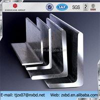 Manufacture factory Alibaba express China Free sample Prime mild steel angle bar angle iron in grade A36, SS400, S235JR, Q235B