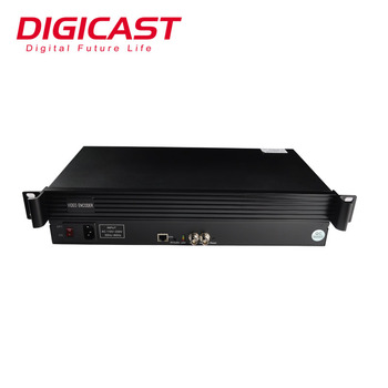 RTSP RTMP/UDP SDI IPTV HD 1080P H 264 HEVC HD MI To IP Encoder IPTV H 265  Streaming Encoder, View hd mi to ip encoder, DIGICAST Product Details from