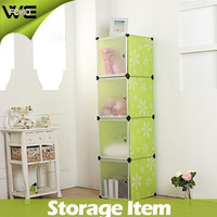 storage cabinets 4 cubes Plain color cheap clothes storage cabinets,saving space, hold more clothes