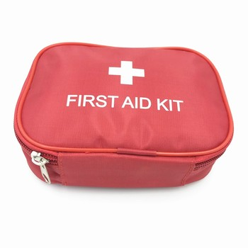 Custom Zip Lock Travel  First Aid Kit with CE FDA