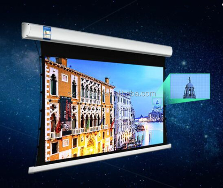 Outdoor Event Waterproof Projector Screen Wholesale Price 400 Inch 16:9 Video Projection Screen