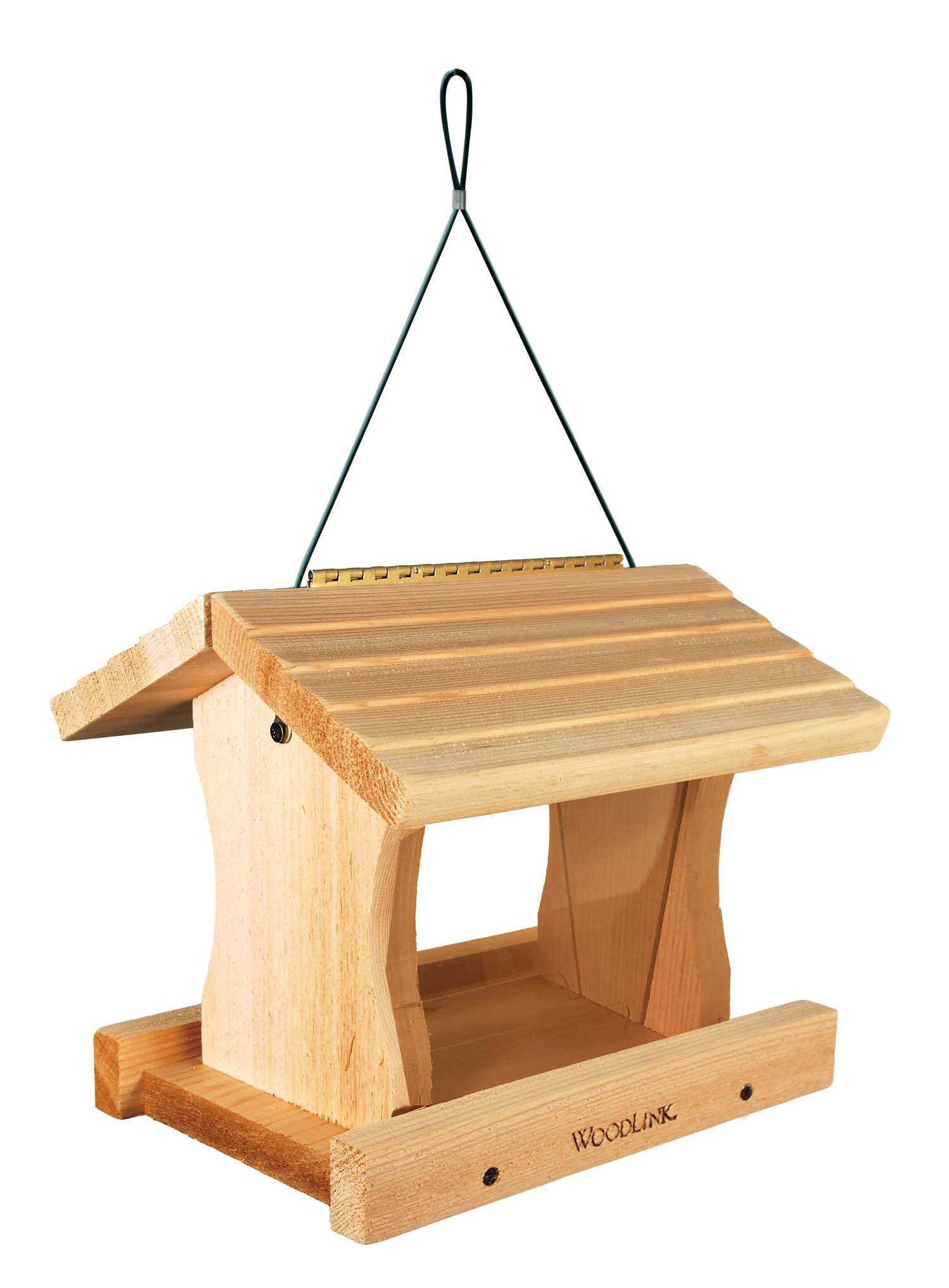 Woodlink AT3 Deluxe Cedar Feeder