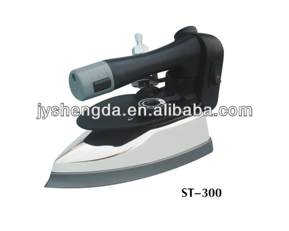 Electric Gravity Steam Iron ES-300 Silver Star