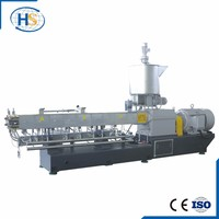 PET/PC flakes recycling extrusion machine
