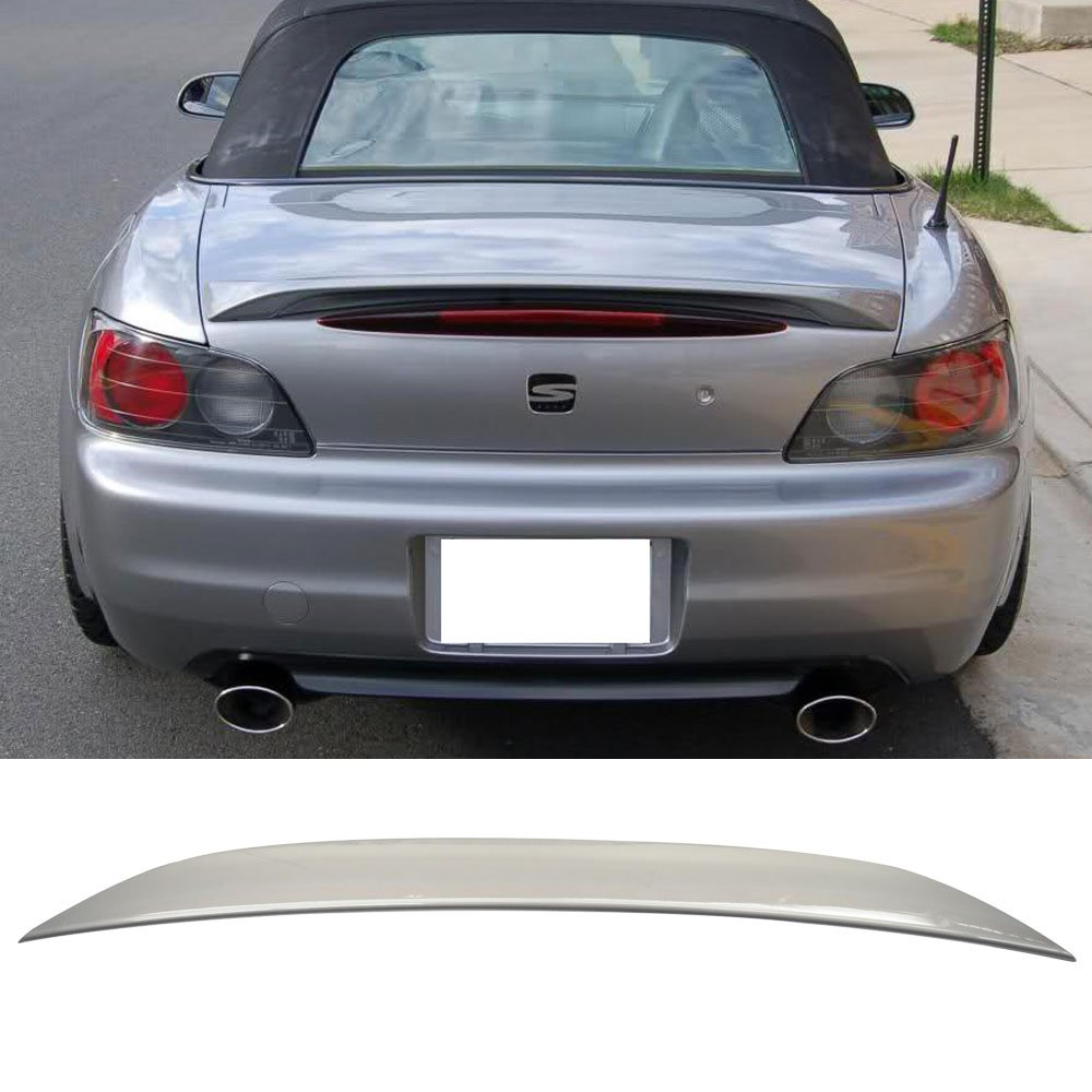 Cheap Nh00 Find Deals On Line At Alibabacom Ap2 S2000 Fuse Box Get Quotations 00 09 Honda Ap1 Trunk Spoiler Oem Painted Match Nh630m Silver Stone