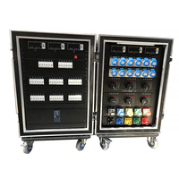 19pin socapex output power distribution box