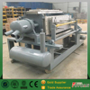 CE certificate paper pulp egg tray machine with kinds of mould exporting to India