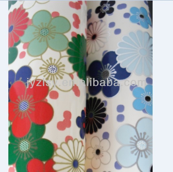 Printing Mirror PVC Leather for Bag,Shoes,etc