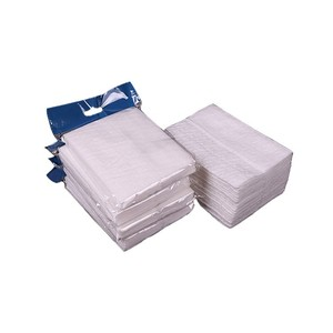 Household disposable nonwoven cleaning cloth dry wiper refills