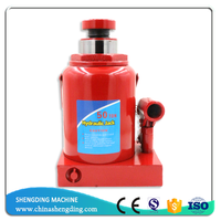 50 ton car lifts hydraulic ram pump bottle jack