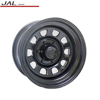 Chinese sport rim 15 stainless steel wheel rims for offroad