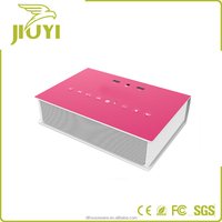 Fast connection 3.5mm Stereo Line-in Cable NFC usb alarm clock radio