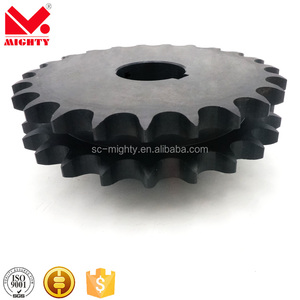 12B-1-2-3 12t Roller Chain Plate Wheels Sprocket 3/4*7/16
