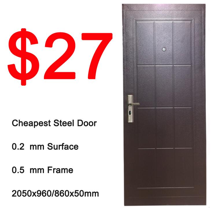 Puertas de aluminio para exterior precios latest artens for Precio de puertas home depot
