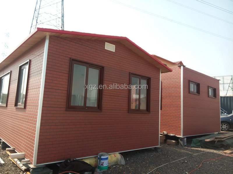 low cost prefab modular 40 foot container price
