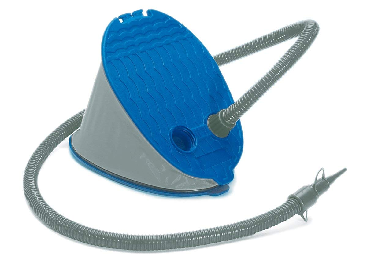 Solstice by Swimline Bellows Pool Float Foot Pump