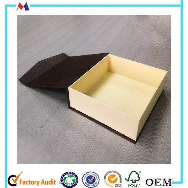 Boite De Rangement Livre Forme En Forme De Livre Papier Emballage