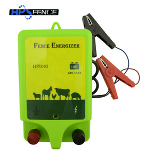 HPS50 Electric Fence Energizer - 0.50 Joule Livestock Horse Security