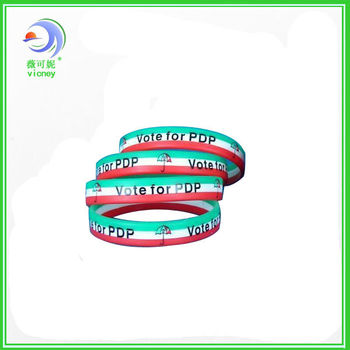 New stlye minecraft silicone wristband/rubber bracelet