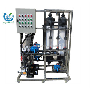 UF(Ultrfiltration) waste water recycle used system price(1000L/H )