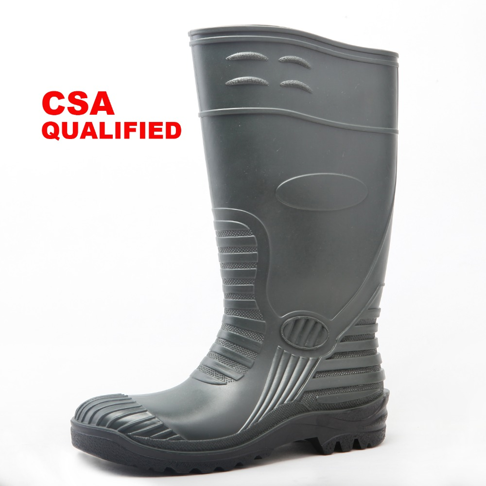 High quality and wholesale china mining safety boots