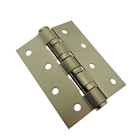 Metal Iron Stainless Steel Brass Factory Manufacture 3/4/5 Inch Hinge