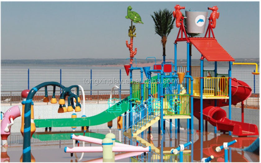 Chinese Good Quailty Swimming Pool Kids Play Equipment Big Water ...