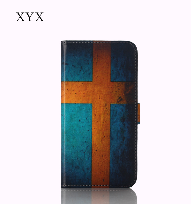 Customized logo painting design cover case for lenovo vibe x3 lite