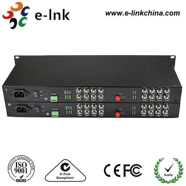 fiber optic CCTV transmission products