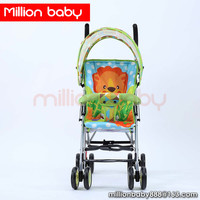 Best latest simple baby prams stroller boy pushchair with brake for bebe