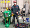 Manufacture for High quality Automotive Stripping DB500 abraive blasting machine