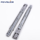 Furniture hardware soft closing king slide drawer slides