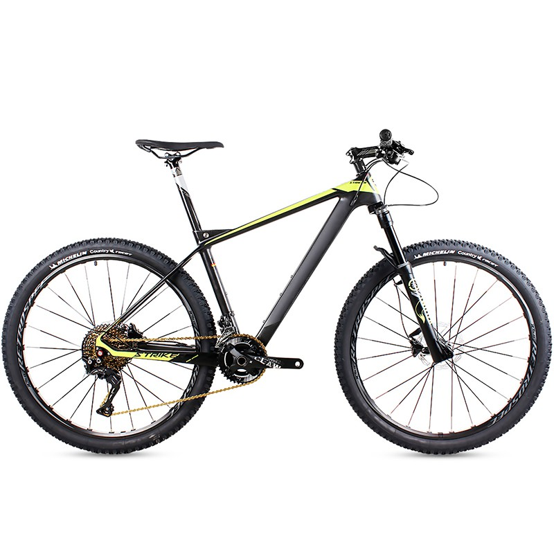 2017 New 26 27.5 29 Carbon Fiber Mountain Bike Bicycle 29er mtb