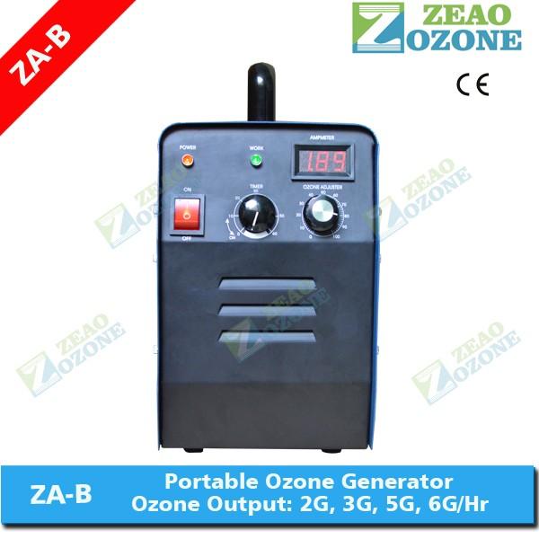 Le traitement à l'ozone