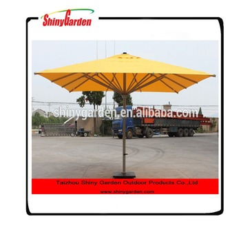 5*5m Heavy Duty Outdoor Umbrellas, Big Garden Umbrella,durable Umbrella