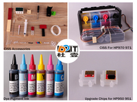 Universal Printer Ink Refill Kits ! Reactive Dye Ink Pigment Ink ...