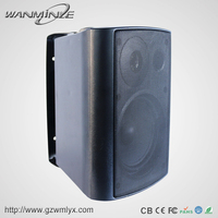 Wall mounting Design Public Address Sound System Speakers