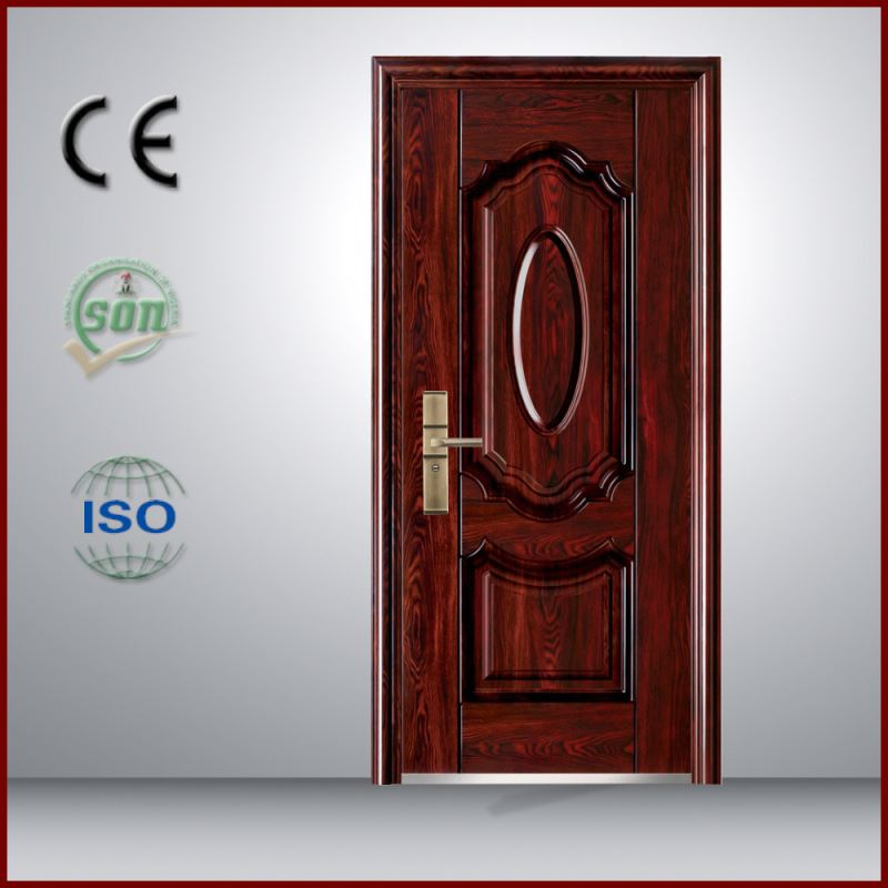 China high quality kerala house main door design single for Wooden single door design for home