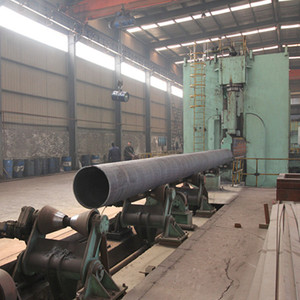 large diameter cast iron pipe MILL