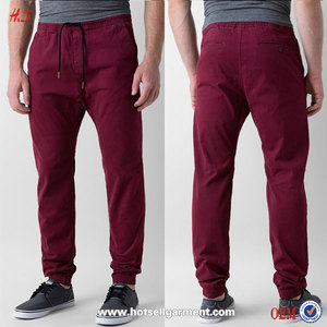 Latest Design Man Trousers Hot Fashion Sporting Pants Top Selling Chor Twill Men Jogger Pants
