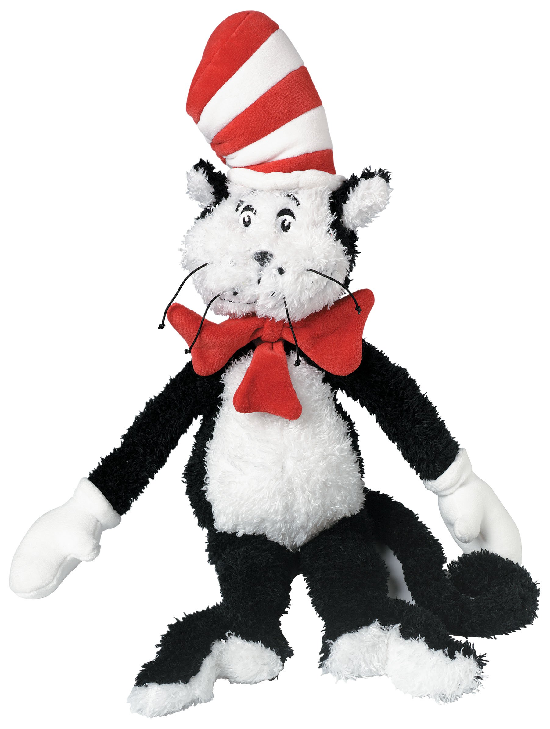 "Manhattan Toy Dr. Seuss Cat in the Hat 20"" Soft Plush Toy"