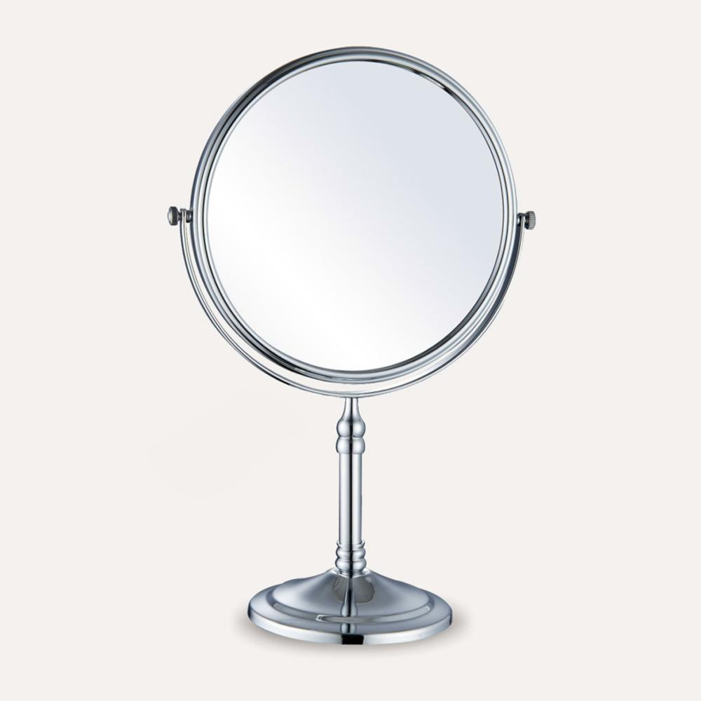 Bathroom hotel led lighted vanity makeup mirror for beauty salon