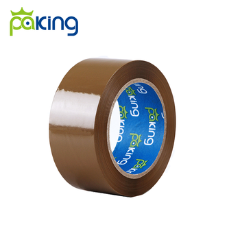 professional manufacturer 2 or 3 inches bopp brown packing tape for carton binding