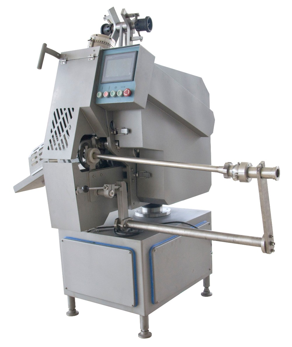 China automatic sausage double clipper machine
