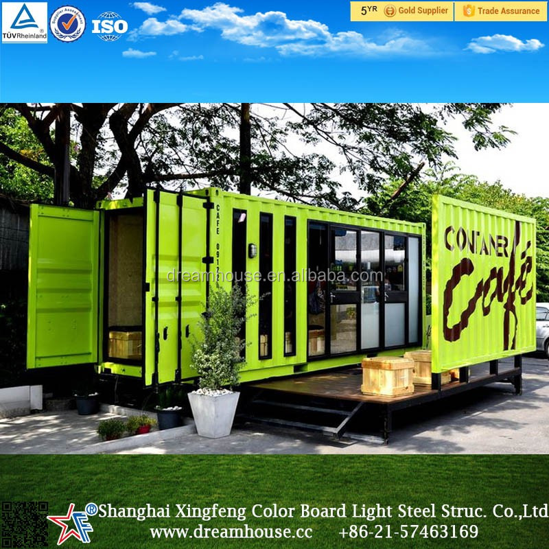 Mobile Container Coffee Shop Shipping Container Coffee