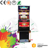 Hot coin operated double diamond deluxe slot machine casino game machine