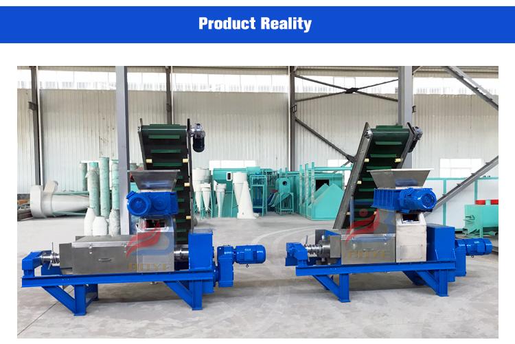Otomatik ticari meyve suyu yapma makinesi / sıkacağı çıkarıcı makinası