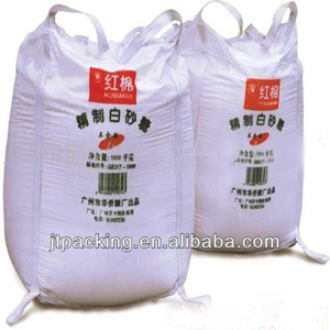 China sella basmati gold food grade UN big bags for wheat rice 1121 on sale