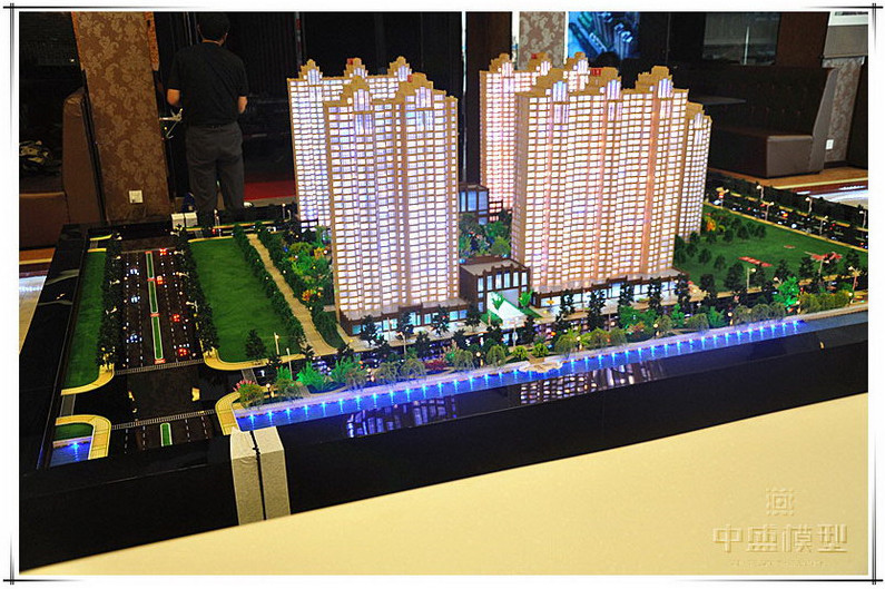 Architecture Model/ New Product Building Model Maker For Real ...