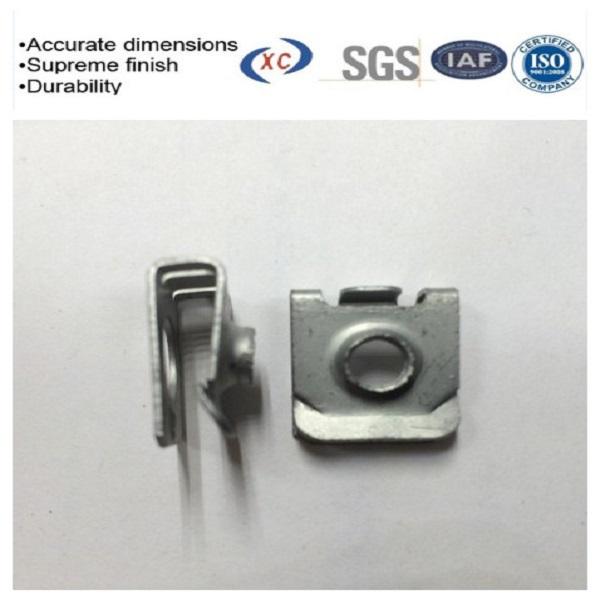 Sheet Metal Stainless Steel Clip U Nut Stainless Steel